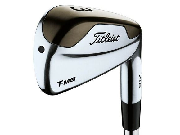 Picture of Titleist 716 T-MB 4 Iron - AMT White S300 Stiff Steel