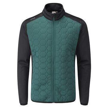 Picture of Ping Mens Thermal Sonic Jacket - Pine/Black