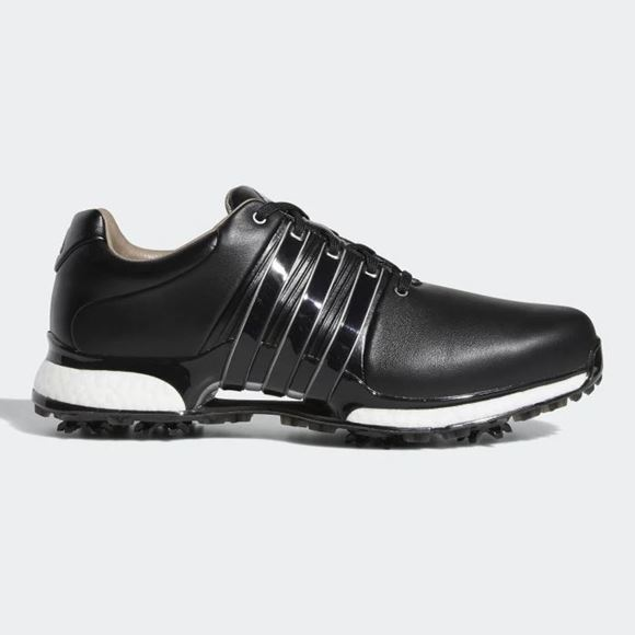 Picture of adidas Tour 360 XT Golf Shoes - BD7127 - Black