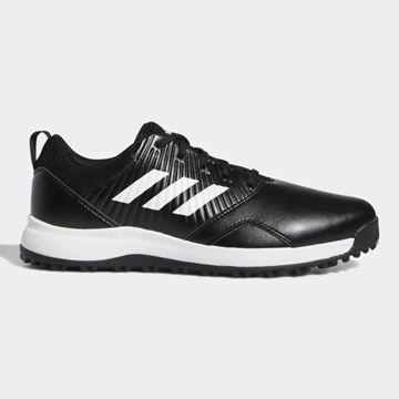 Picture of adidas CP Traxion Spikeless Golf Shoes - F34994 - Black