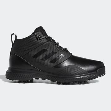 Picture of adidas CP Traxion Mid Golf Boots - G28917 - Black