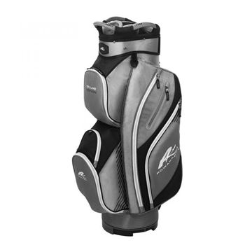 Picture of Powakaddy Deluxe Cart Bag 2019 - Grey/Black