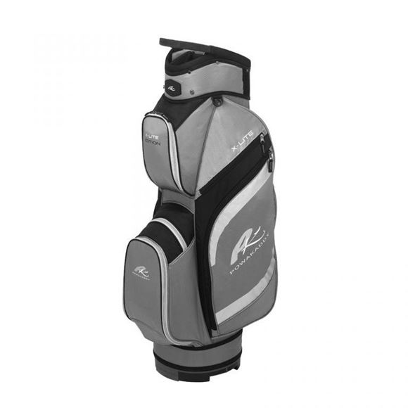Picture of Powakaddy X-Lite Edition Cart Bag 2019 - Grey/Black