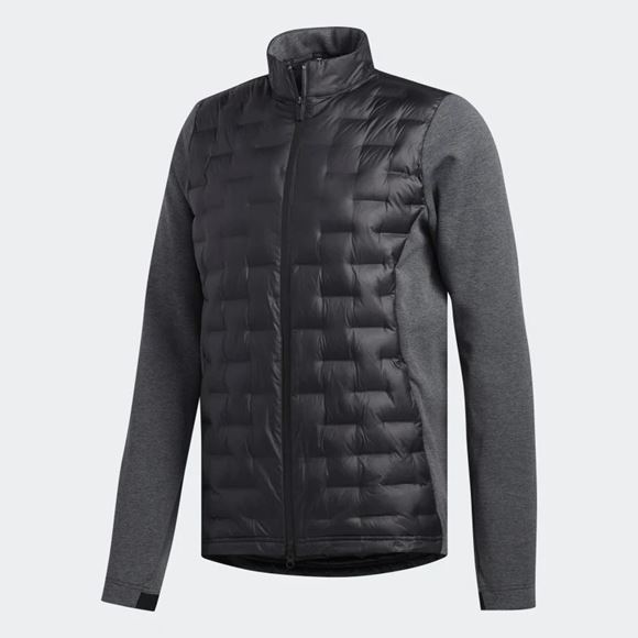 Picture of Adidas Mens Frostguard Insulated Jacket - Black
