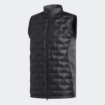 Picture of Adidas Mens Frostguard Insulated Vest - Black