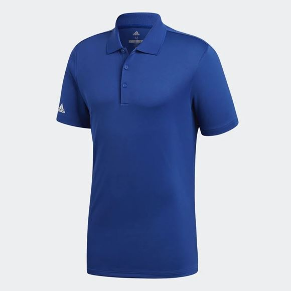 Picture of adidas Greencard Golf Printed Polo Shirt - CF9353