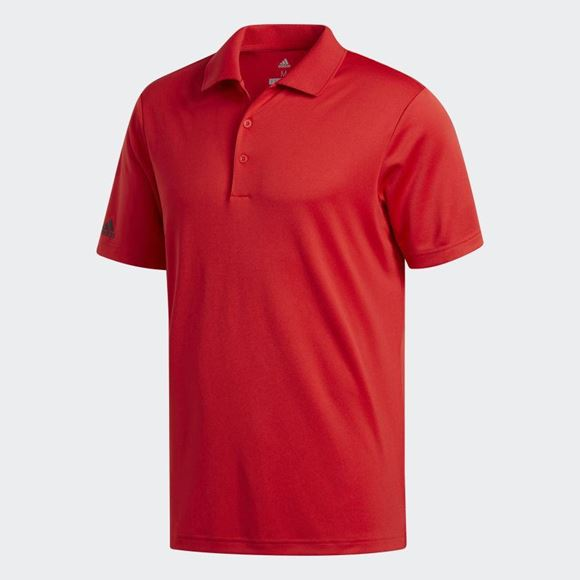 Picture of adidas Greencard Golf Printed Polo Shirt - CF9358
