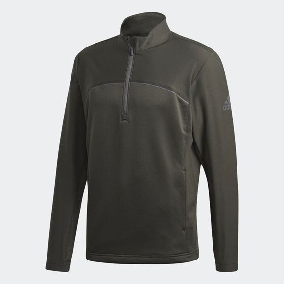 Picture of adidas Greencard Golf Printed Go-To Adapt Pullover - FM7075