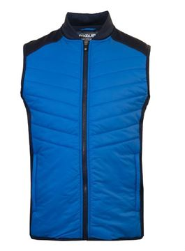 Picture of ProQuip Mens Therma Excel Gilet - Blue