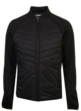 Picture of ProQuip Mens Therma Excel Quilted Jacket - Black