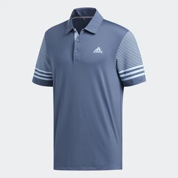 Picture of Adidas Mens Ultimate 365 Gradient Polo Shirt - EA0256