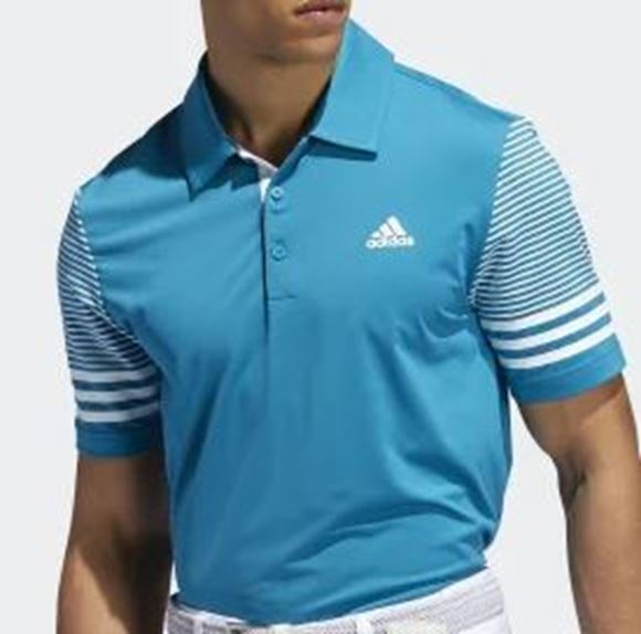 Picture of Adidas Mens Ultimate 365 Gradient Polo Shirt - EA0259