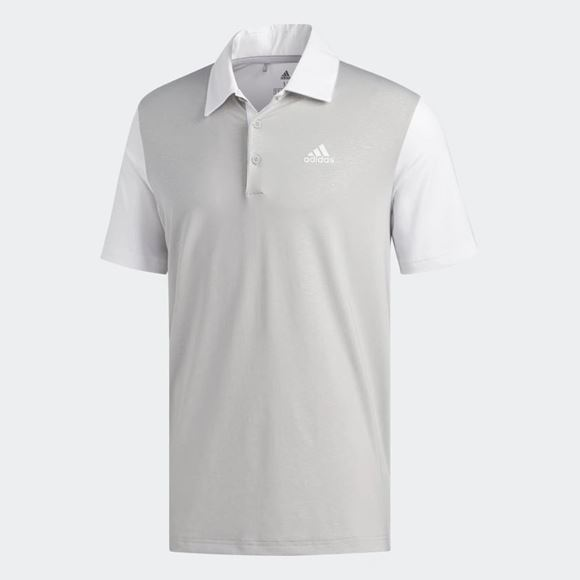 Picture of Adidas Mens Ultimate 365 Camo Embossed Polo Shirt - DQ2360