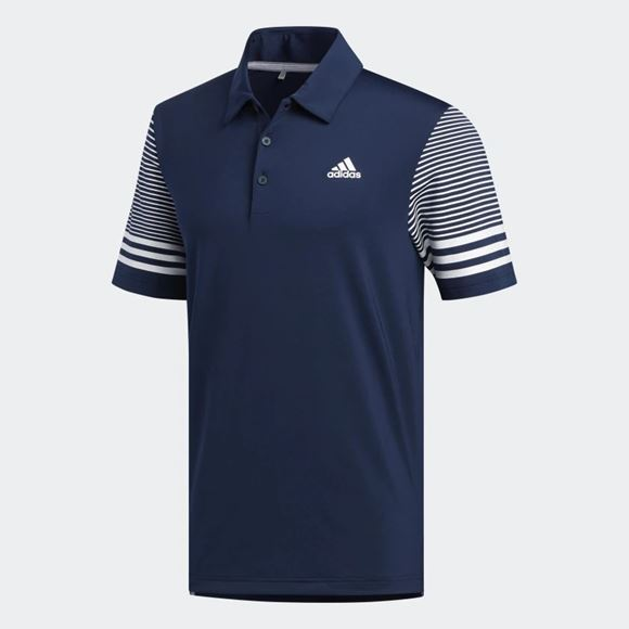 Picture of Adidas Mens Ultimate 365 Gradient Polo Shirt - EA0260