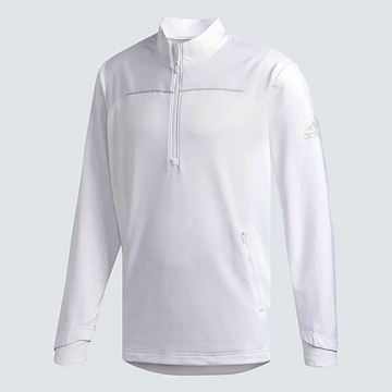 Picture of Adidas Mens Go-To Adapt 1/4 Zip Pullover - CZ8197