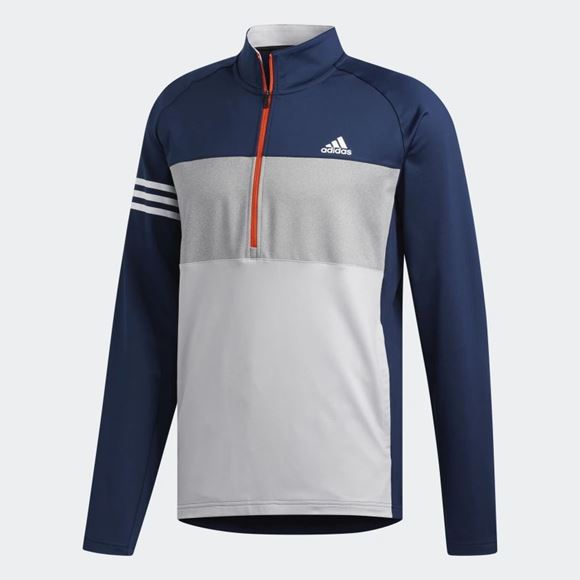 Picture of Adidas Mens Competition 1/4 Zip Pullover - DZ8569