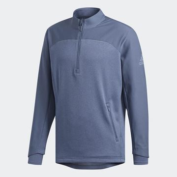Picture of Adidas Mens Go-To Adapt 1/4 Zip Pullover - CY9384