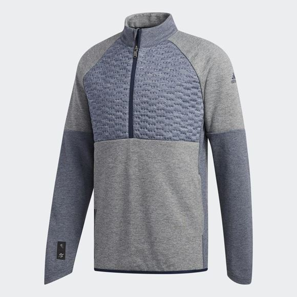 Picture of Adidas Mens Frostguard Quilted Competition Jacket - DZ8553