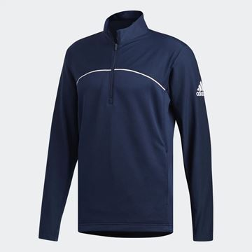 Picture of Adidas Mens Go-To Adapt 1/4 Zip Pullover - EC1825