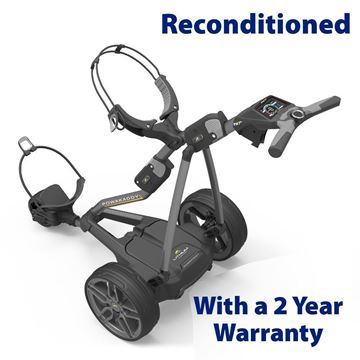 Picture of Powakaddy FW7s EBS Electric Trolley 2018 - Reconditioned with 2 Yr Warranty