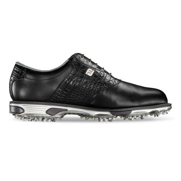 Picture of Footjoy Mens DryJoys Tour Golf Shoes 53678 - Sale