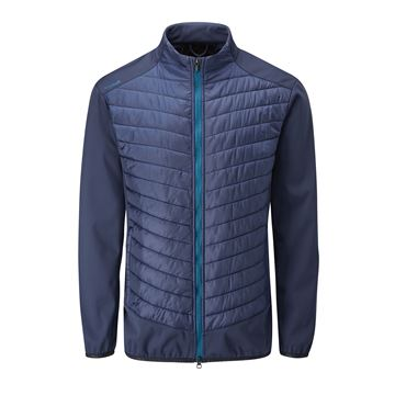 Picture of Ping Mens Norse PrimaLoft Zoned Jacket II - Oxford Blue