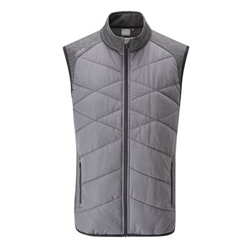 Picture of Ping Mens Breaker Vest II - Asphalt