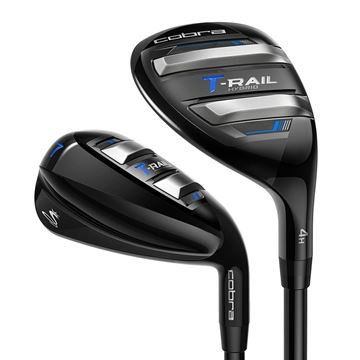 Picture of Cobra T-Rail Combo Irons - Graphite