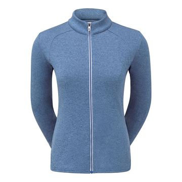 Picture of Footjoy Ladies Full Zip Chillout Pullover - 96064