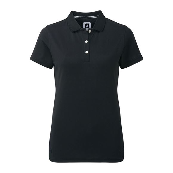 Picture of Footjoy Ladies Stretch Pique Solid Shirt - 94321