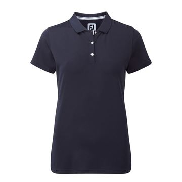 Picture of Footjoy Ladies Stretch Pique Solid Shirt - 94323