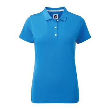 Picture of Footjoy Ladies Stretch Pique Solid Shirt - 94327