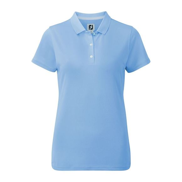 Picture of Footjoy Ladies Stretch Pique Solid Shirt - 96036