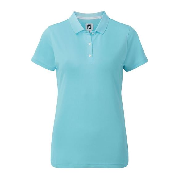 Picture of Footjoy Ladies Stretch Pique Solid Shirt - 94325