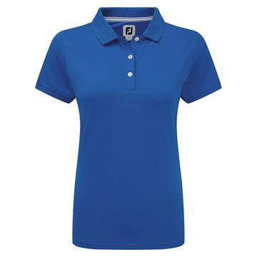 Picture of Footjoy Ladies Stretch Pique Solid Shirt - 96037