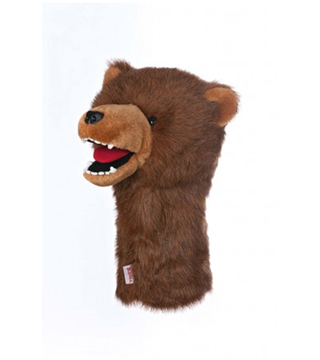 Picture of Daphne's Animal Headcover - Grizzly