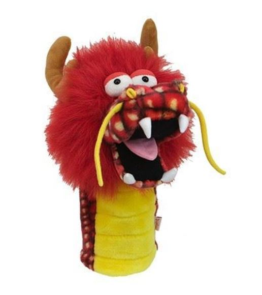 Picture of Daphne's Animal Headcover - Red Dragon