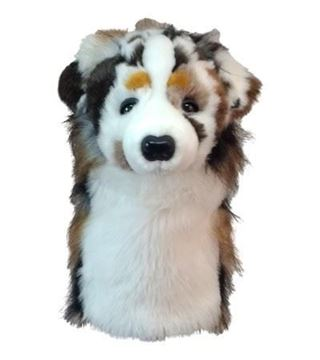 Picture of Daphne's Animal Headcover - Australian Shepherd