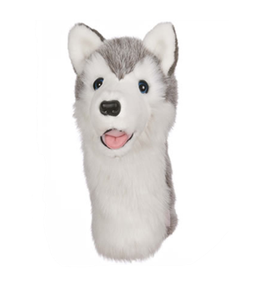 Picture of Daphne's Animal Headcover - Husky