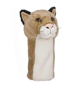 Picture of Daphne's Animal Headcover - Cougar