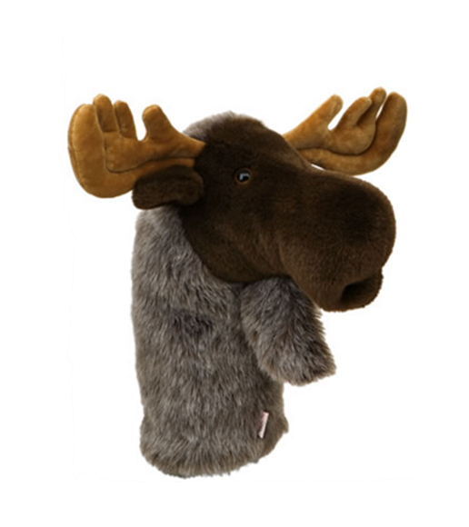 Picture of Daphne's Animal Headcover - Moose