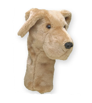 Picture of Daphne's Animal Headcover - Yellow Labrador