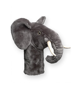 Picture of Daphne's Animal Headcover - Elephant