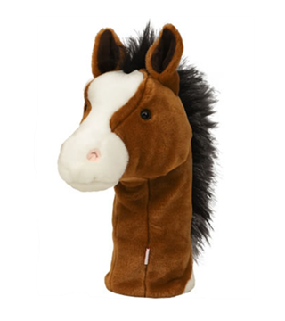 Picture of Daphne's Animal Headcover - Horse
