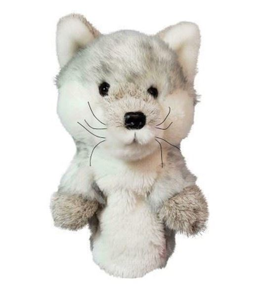 Picture of Daphne's Animal Headcover - Silver Fox