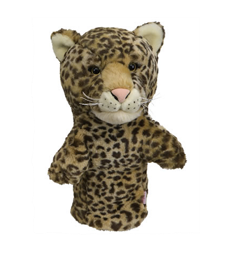 Picture of Daphne's Animal Headcover - Leopard