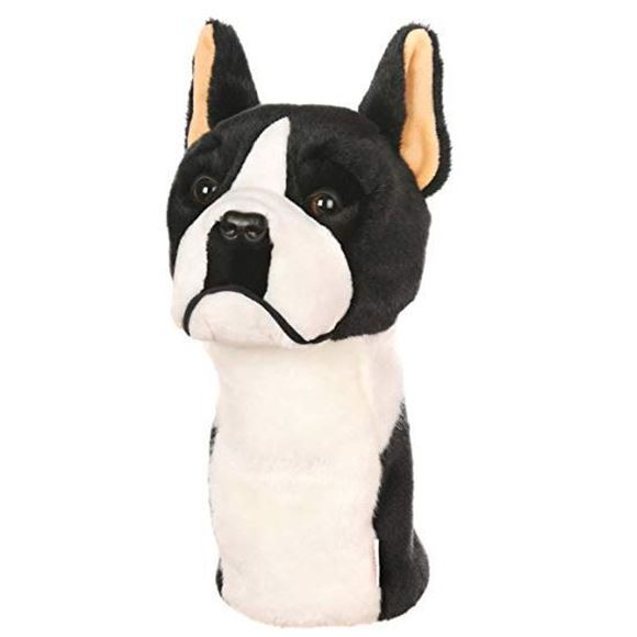 Picture of Daphne's Animal Headcover - Boston Terrier