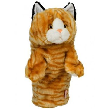 Picture of Daphne's Animal Headcover - Tabby Cat