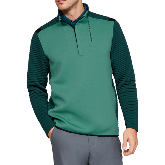 Picture of Under Armour Mens Storm Daytona 1/2 Zip 1317341-416