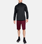 Picture of Under Armour Mens Armour Fleece 1/2 Zip Pullover 1320745-001